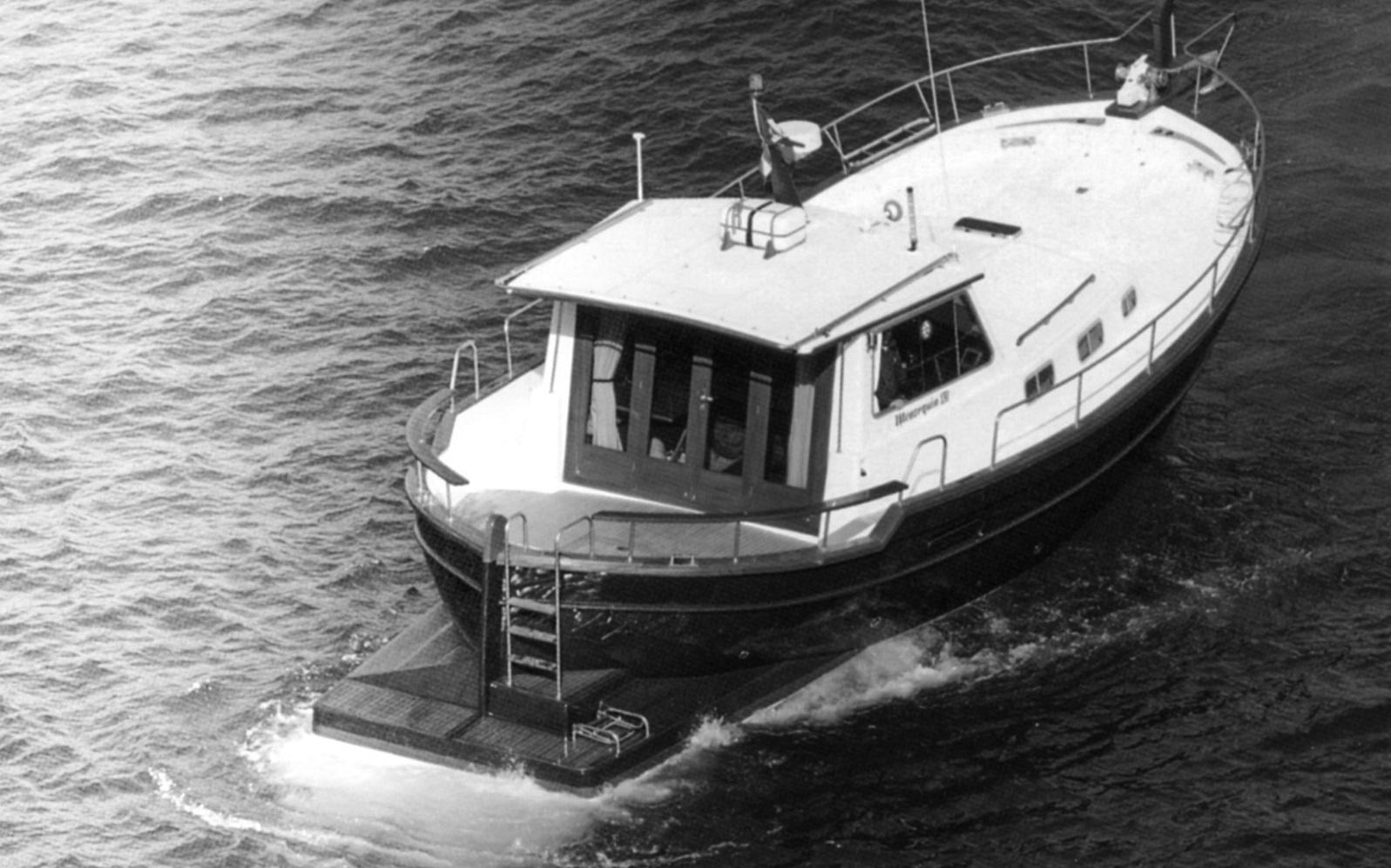 About sasga yachts and minorca yachts - history 1
