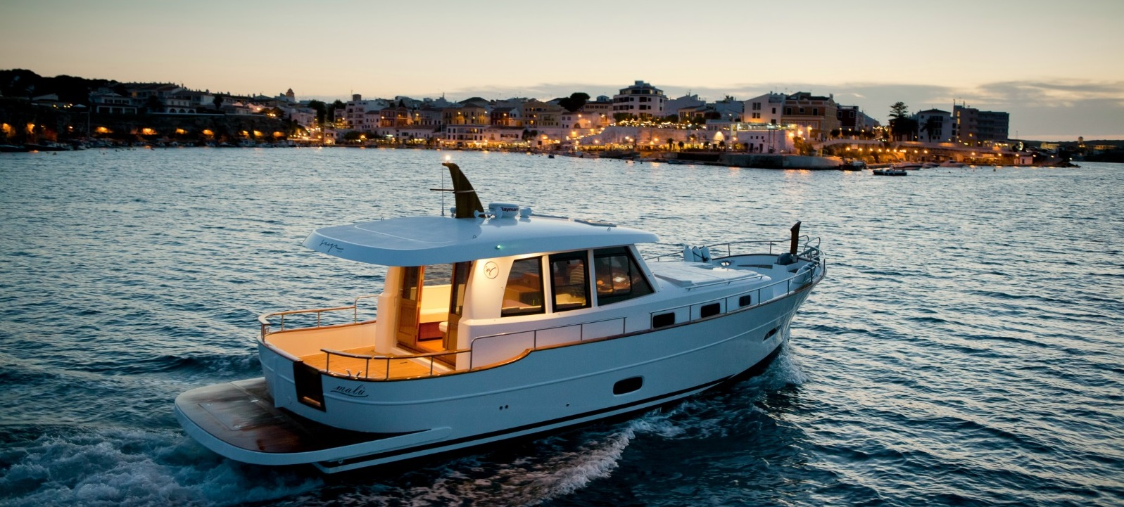 new minorca yachts for sale