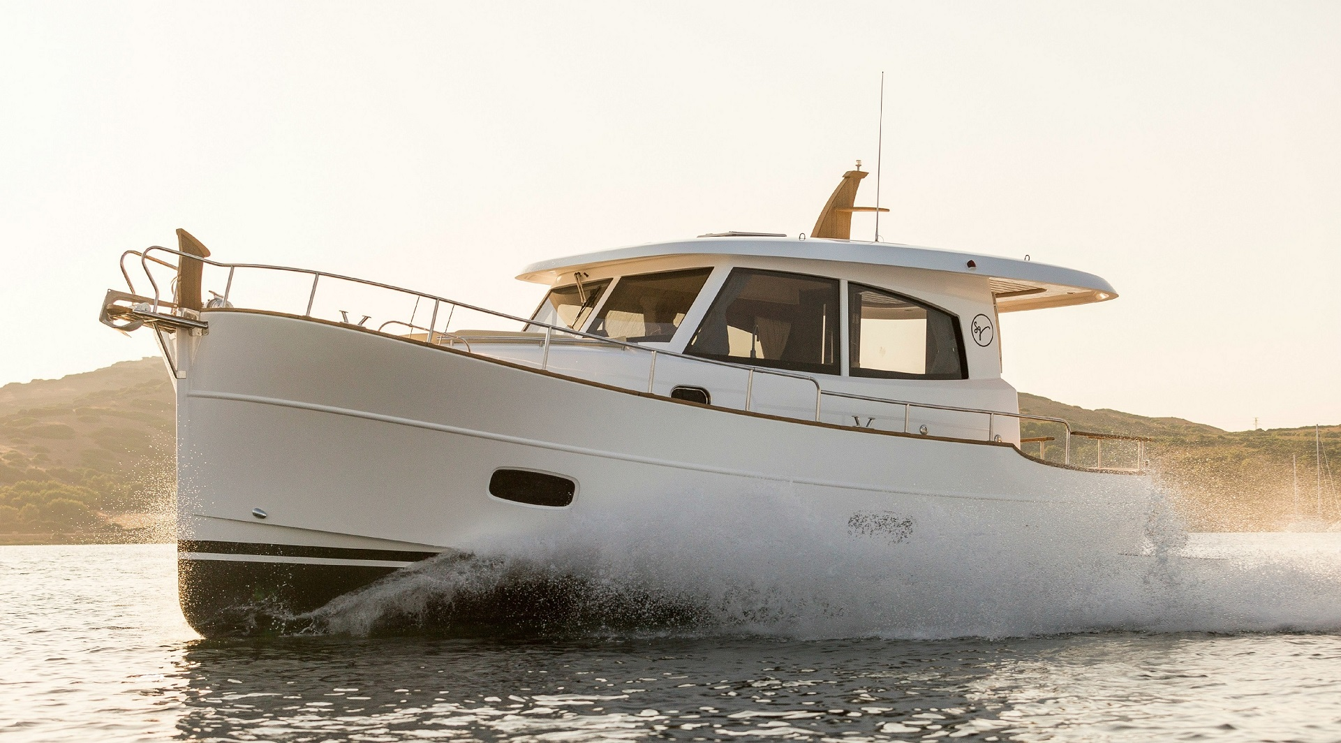 View the new Islander 34 at the Miami International Boat Show