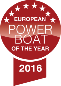 Minorca Islander 34 - European Powerboat of the Year Award