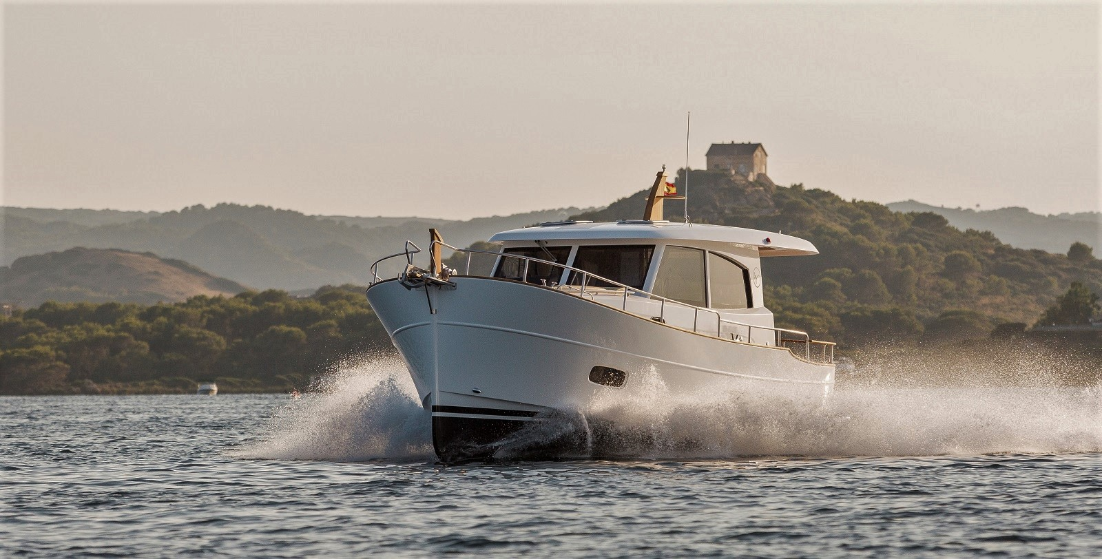 Minorca Yachts for sale - classic luxury motoryachts from Menorca Spain