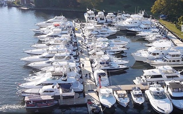 2017 Annapolis Boat Show