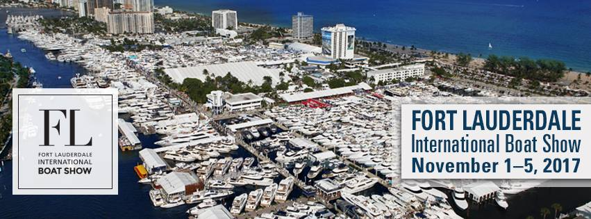 2017 Fort Lauderdale Boat Show