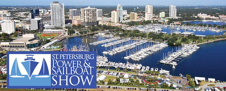 2017 St. Petersburg Boat Show