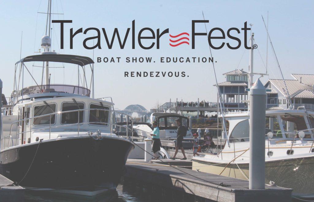 2017 TrawlerFest Bay Bridge