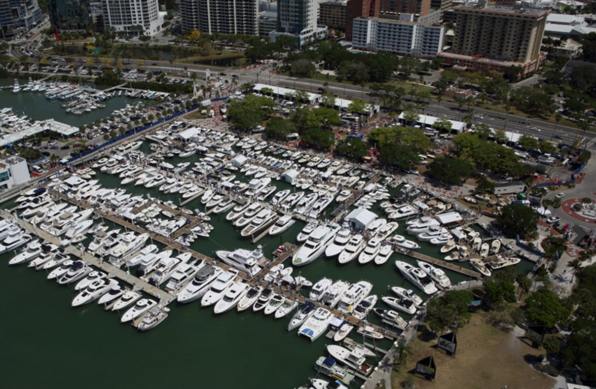 2018 suncoat boat show