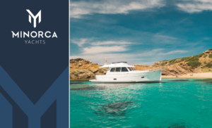 Minorca Yachts for sale - brochure